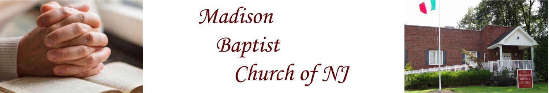 Madison Baptist Church of New Jersey